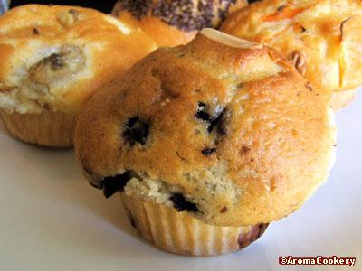 Yummilicious muffins