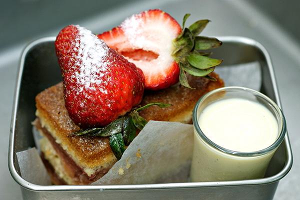 Strawberry Shortcake, S$9.50