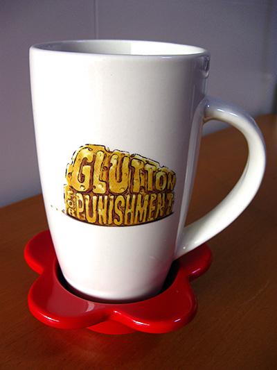 Freebie mug!