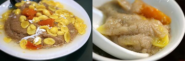 Teochew yam paste