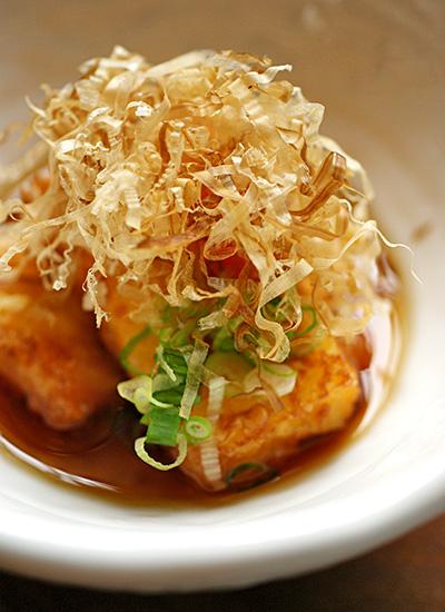 Morokoshi (corn) tofu, S$10.00