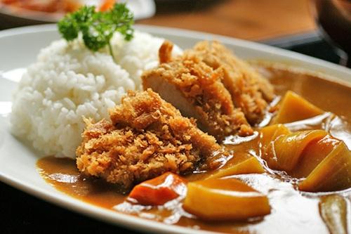 Rosu katsu curry